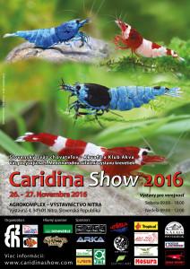 Slovak Caridina Show 2016-sk